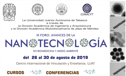 III Foro: Avances de la Nanotecnología